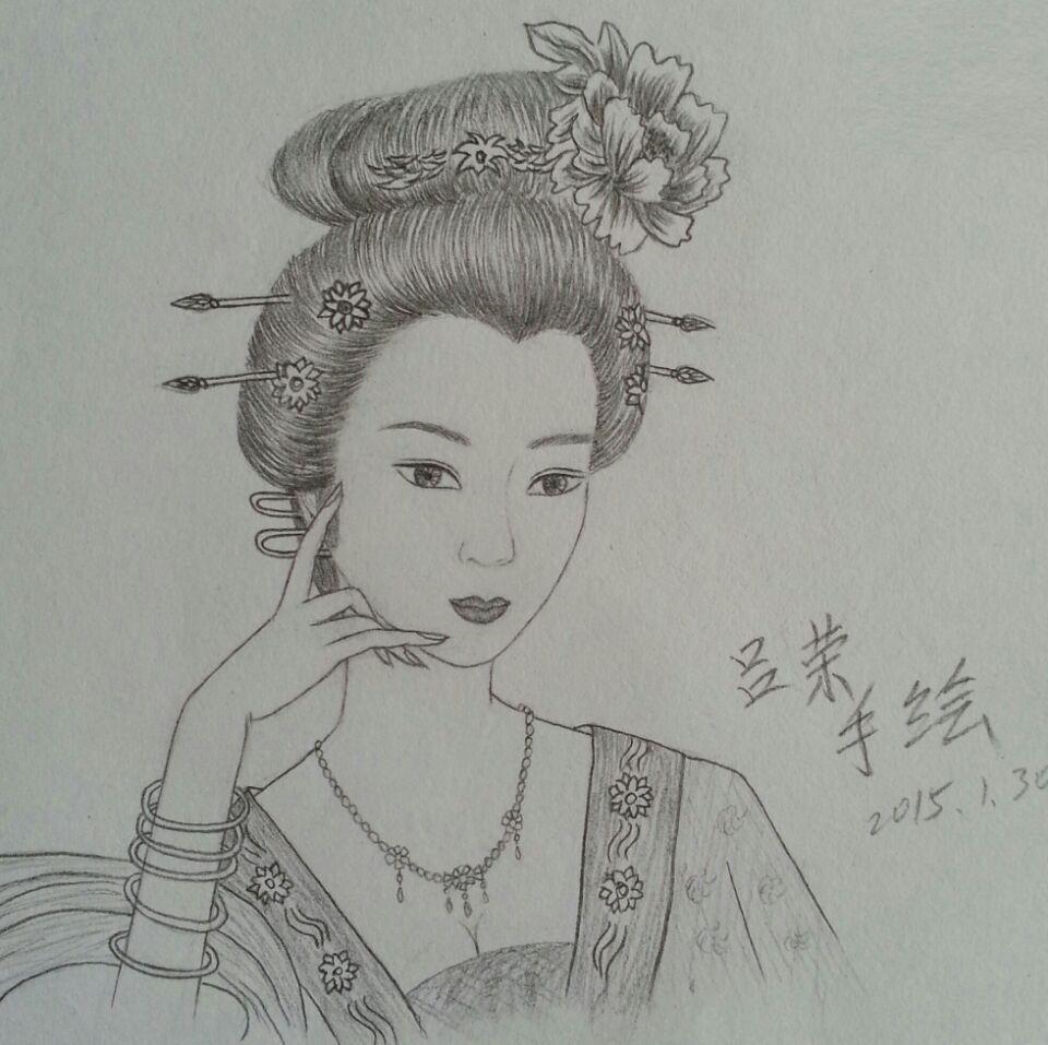 吕老师手绘作品